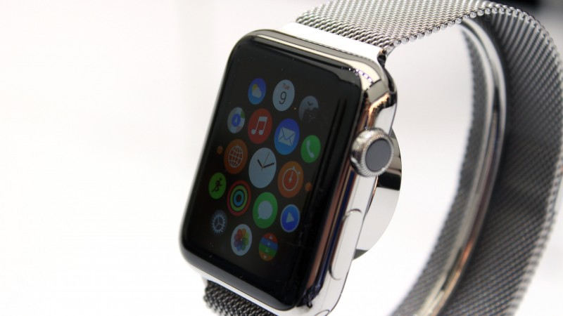 Apple Watch, watches, review, interface, iWatch, wallpaper, Apple, display, silver, Real Futuristic Gadgets (horizontal)