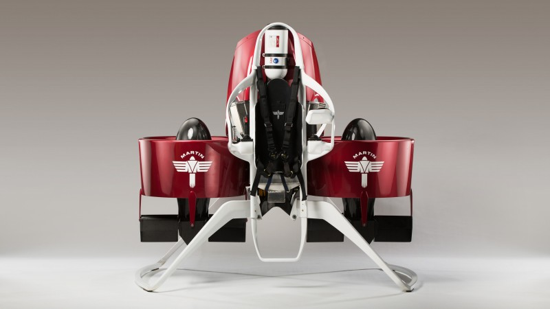 Martin Aircraft, IPO, jetpack, aircraft, one-man, vehicle, limited edition, review (horizontal)