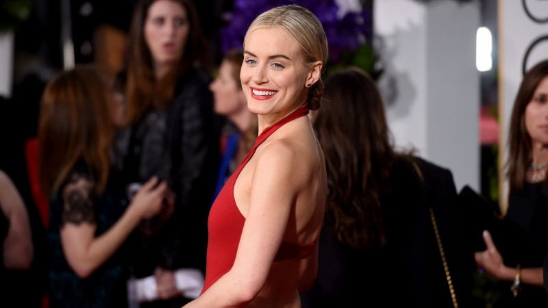 Taylor Schilling, Most Popular Celebs in 2015, actress, Orange Is the New Black (horizontal)