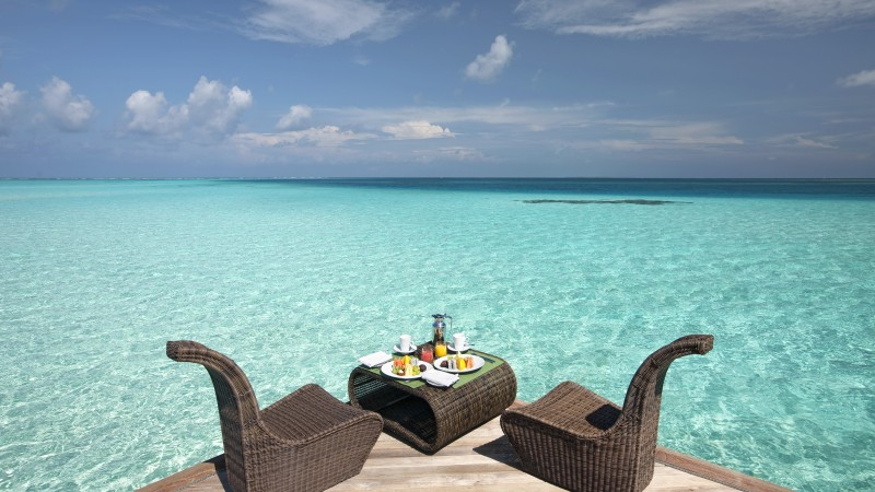 Constance Moofushi, Maldives, Best Hotels of 2015, tourism, travel. resort, vacation, sea, ocean, water