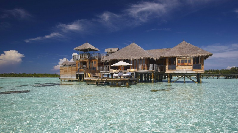 Gili Lankanfushi, Maldives, Best Hotels of 2015, tourism, vacation, resort, travel, Lankanfushi Island, North Male Atoll