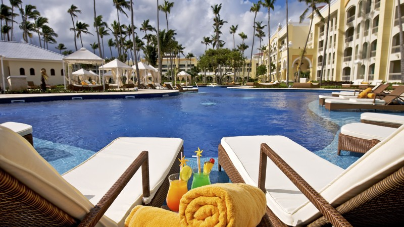 Iberostar Grand Hotel Bavaro, Punta Kana, Best Hotels of 2015, tourism, travel, resort, vacation, sunbed, pool