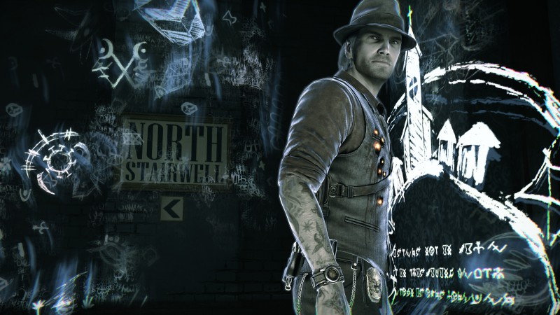 Murdered Soul Suspect, stealth, PS4, Xbox One, PC, review, gameplay, screenshot, HD