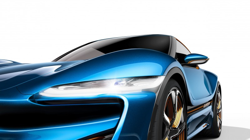 QUANTiNO, Quant F, electric cars, Best Cars 2015, Best Electric Cars 2015, supercar, concept, sports car, luxury cars, review (horizontal)