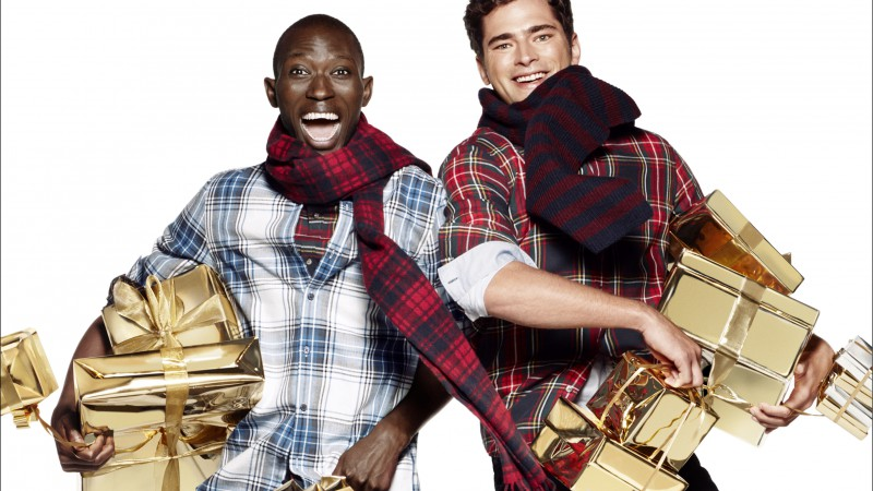 Armando Cabral, Sean O'Pry, Top Fashion Models 2015, model, gifts, smile