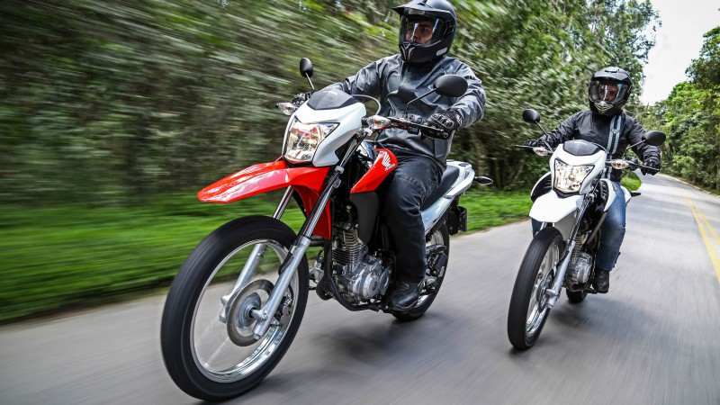 Honda Bros 160 MXR-160, Best Bikes 2015, motorcycle, racing, bike, review, test drive, off-road motorcycles (horizontal)