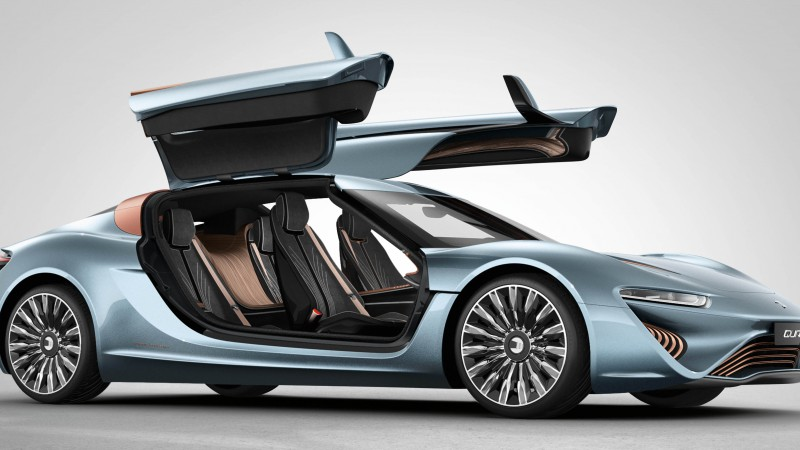 QUANTiNO, Quant E, electric cars, Best Cars 2015, Best Electric Cars 2015, supercar, concept, sports car, luxury cars, review (horizontal)