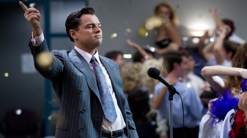 Leonardo DiCaprio, Most Popular Celebs in 2015, actor, film producer, The Wolf of Wall Street (horizontal)