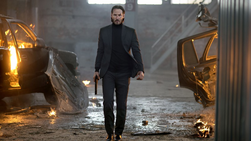 Keanu Reeves, John Wick, Most Popular Celebs in 2015, Best Movies of 2015, actor (horizontal)