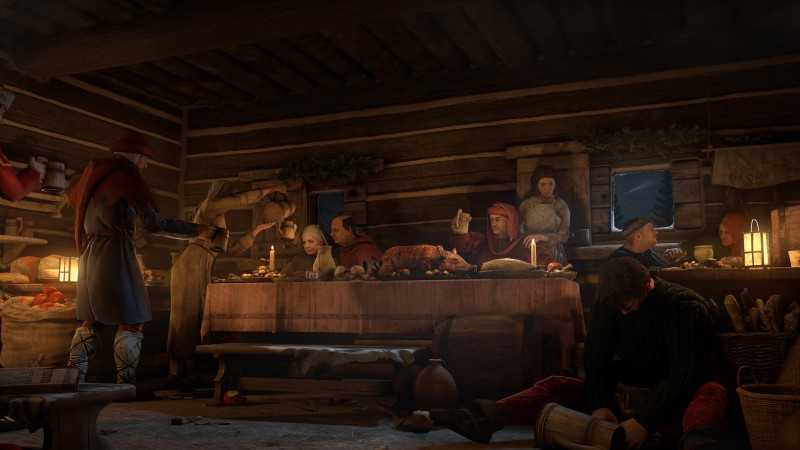 Kingdom Come: Deliverance, 2015, game, open world, PC, PS4, Xbox One