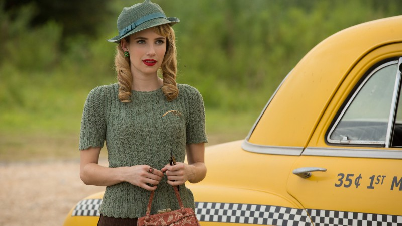Emma Roberts, Most Popular Celebs in 2015, Best TV Series of 2015, American Horror Story, actress, singer (horizontal)