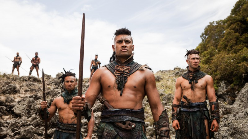 The Dead Lands, Best Movies of 2015, James Rolleston, actor, Warrior, movie (horizontal)