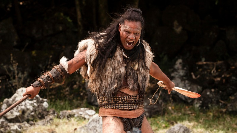 The Dead Lands, Best Movies of 2015, Lawrence Makoare, actor, Warrior, movie (horizontal)