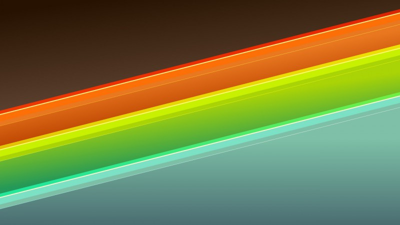 lines, 4k, HD wallpaper, android, wallpaper, background, orange, red, blue, pattern (horizontal)