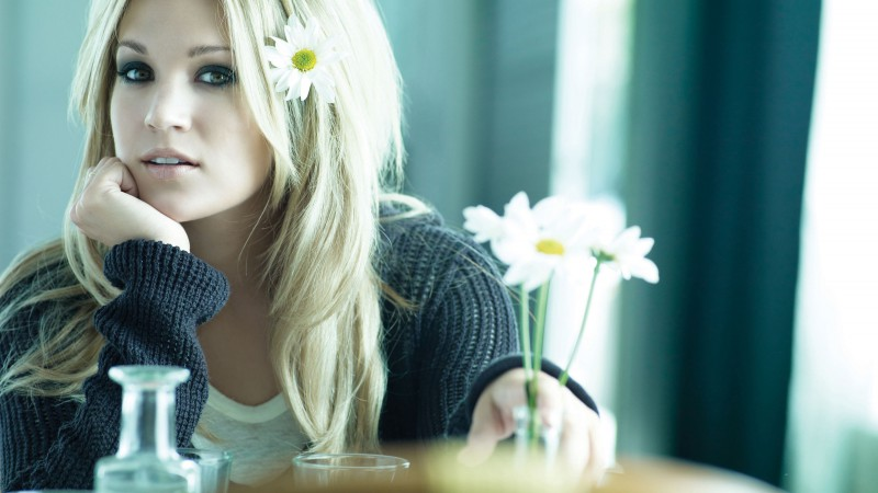 Carrie Underwood, Most Popular Celebs in 2015, actress, singer, blonde (horizontal)