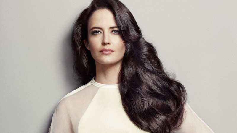 Eva Green, Most Popular Celebs in 2015, actress, brunette (horizontal)