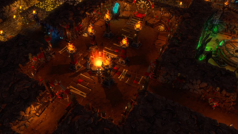 Dungeons 2, Best Games 2015, game, fantasy, screenshot, PC, Apple (horizontal)