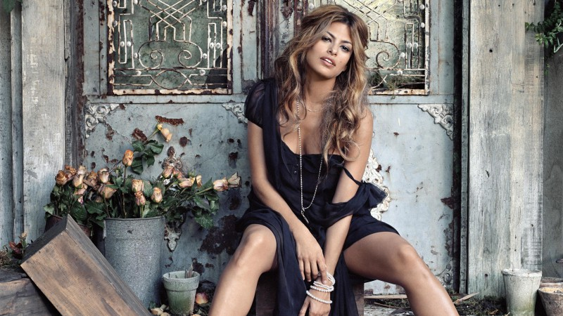 Eva Mendes, Most Popular Celebs in 2015, actress, model