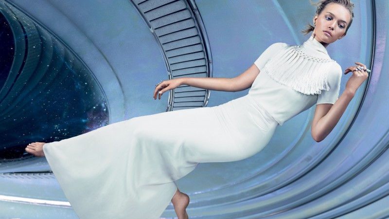 Gemma Ward, Top Fashion Models 2015, model, actress, dress (horizontal)
