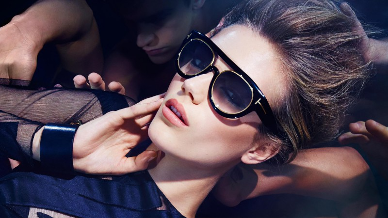 Esther Heesch, Top Fashion Models 2015, model, glasses (horizontal)