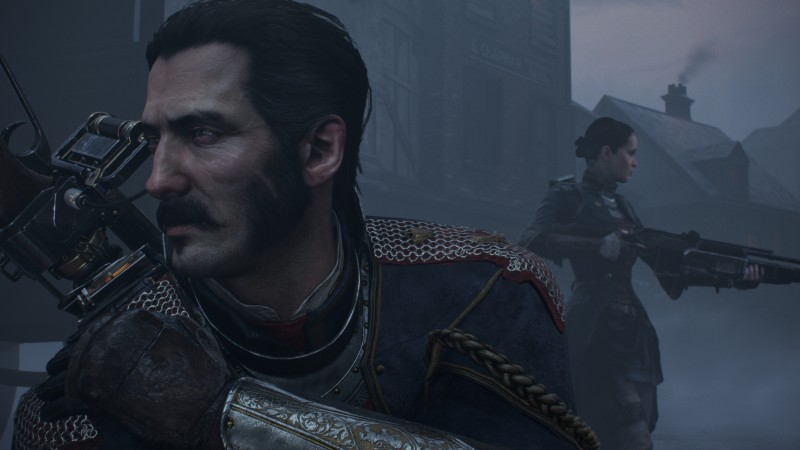The Order: 1886, Best Games 2015, game, fantasy, steampunk, PS4, screenshot (horizontal)