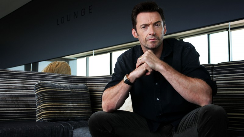 Hugh Jackman, Most Popular Celebs in 2015, actor, sofa (horizontal)