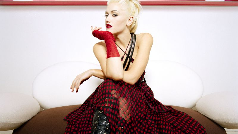 Gwen Stefani, Most Popular Celebs, singer, actress, blonde