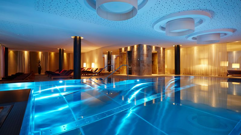 Falkensteiner Hotel Schladming, Austria, Best hotels, tourism, travel, resort, booking, vacation, pool (horizontal)