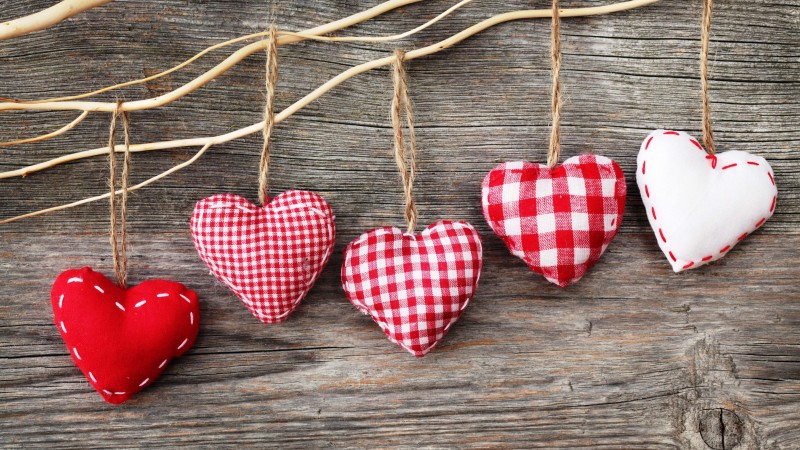 Valentine's Day, hearts, love, celebration