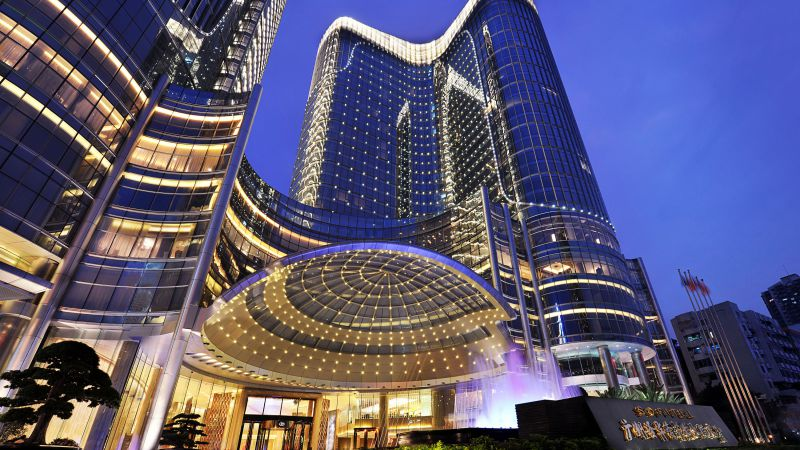 Sofitel Hotel, Guangzhou, China, Best hotels, tourism, travel, resort, booking, vacation