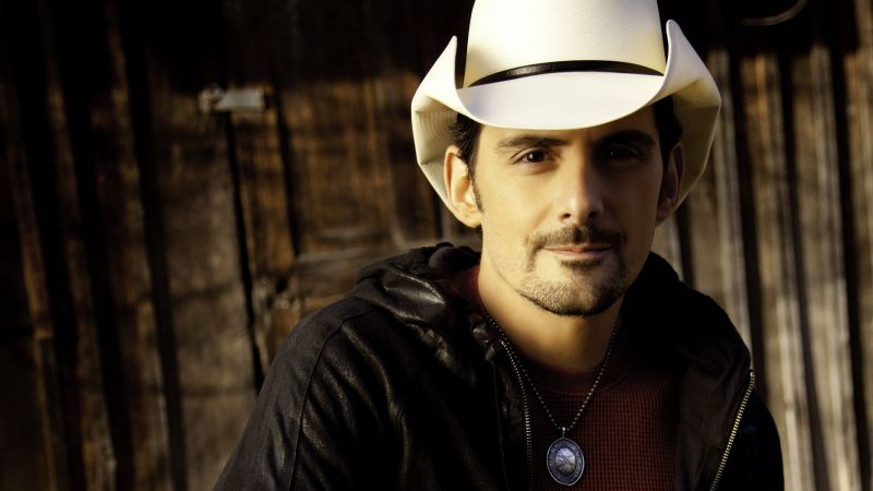 Brad Paisley, Top music artist and bands, singer, country