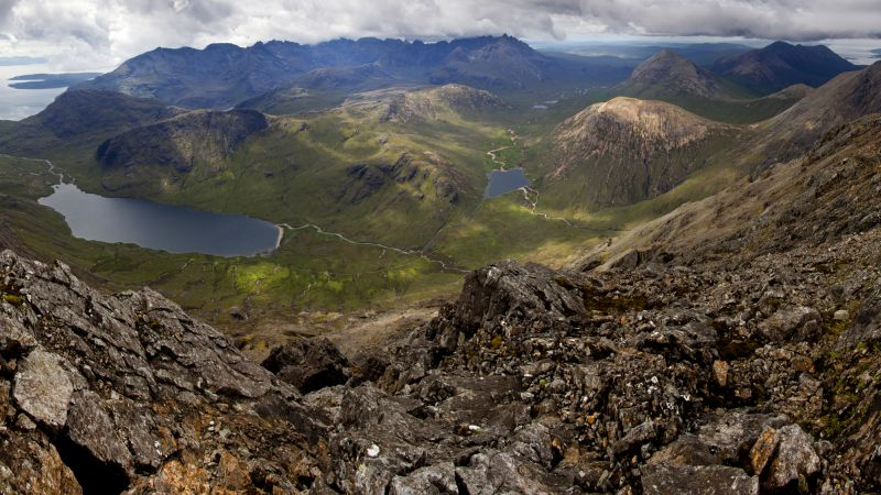 Scotland, travel, tourism, mountain
