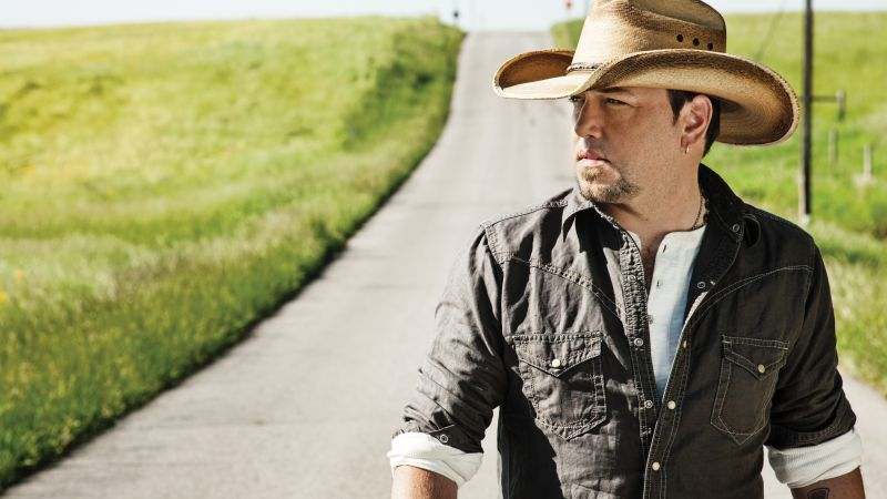 Jason Aldean, Top music artist and bands, singer, country (horizontal)