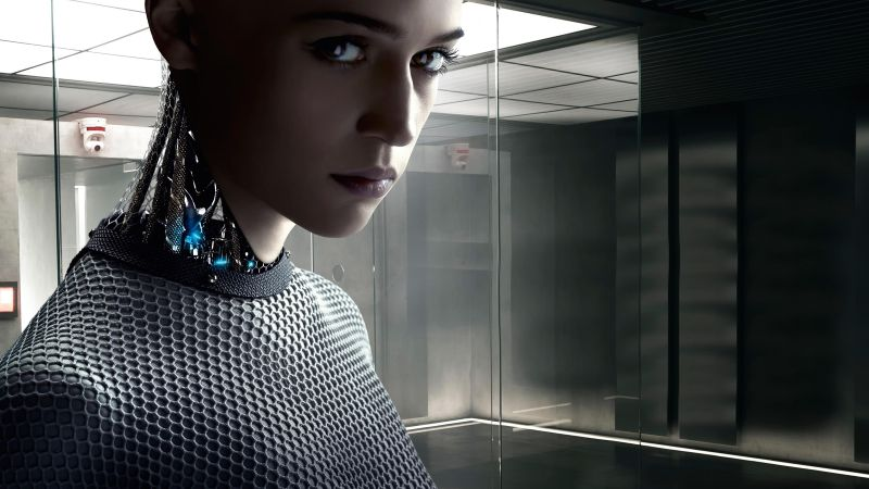 Ex Machina, best movies of 2015, Alicia Vikander (horizontal)