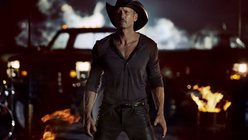Tim McGraw, Top music artist and bands, singer, country (horizontal)