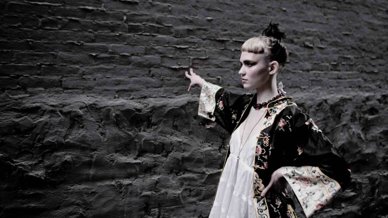 Grimes, Top music artist and bands, singer (horizontal)