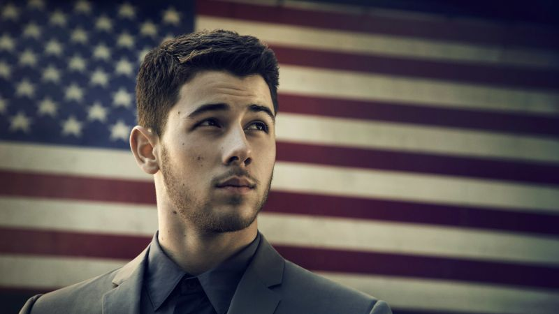 Nick Jonas, Top music artist and bands, singer, actor (horizontal)