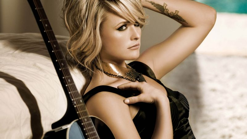 Miranda Lambert, Top music artist and bands, singer, country (horizontal)