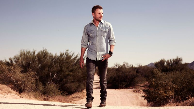 Dierks Bentley, Top music artist and bands, singer, cuntry (horizontal)