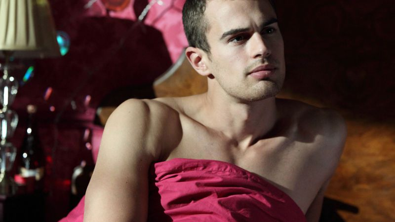 Theo James, Most Popular Celebs, actor (horizontal)