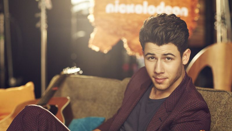 Nick Jonas, Top music artist and bands, singer, actor