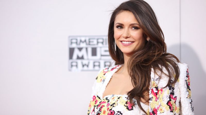 Nina Dobrev, Most Popular Celebs, Actress, television star, brunette, model