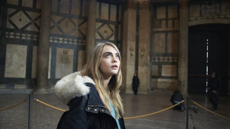 The Face Of An Angel, Best Movies of 2015, movie, Cara Delevingne