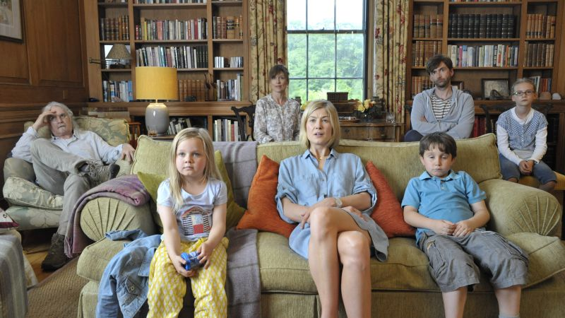 What We Did On Our Holiday, Best Movies of 2015, movie, Rosamund Pike (horizontal)