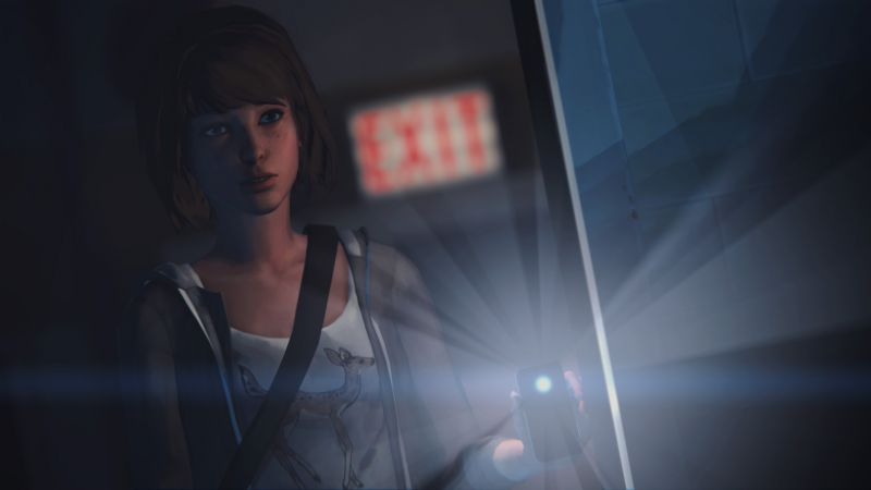 Life is Strange: Episode 3 — Chaos theory, Best Games 2015, game, quest, sci-fi, PC (horizontal)