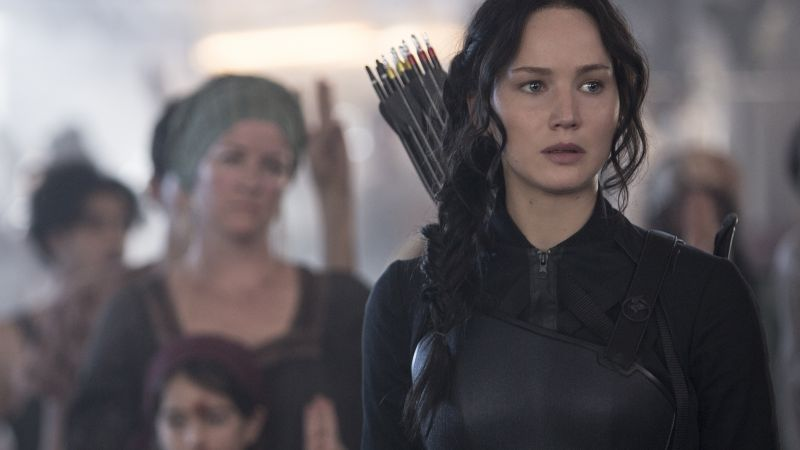 The Hunger Games, Mockingjay - Part 2, Best Movies of 2015, movie, Jennifer Lawrence (horizontal)