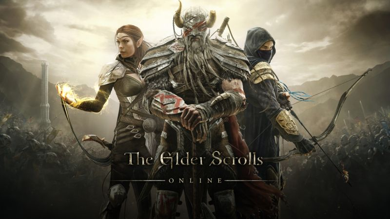 Elder Scrolls Online, Best Games 2015, game, MMORPG, fantasy, PC, PS4, Xbox one (horizontal)