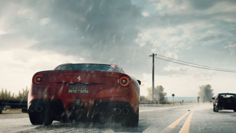 Need for Speed 2015, Best Games 2015, game, racing, Ferrari, sport car, PC, PS4, Xbox One