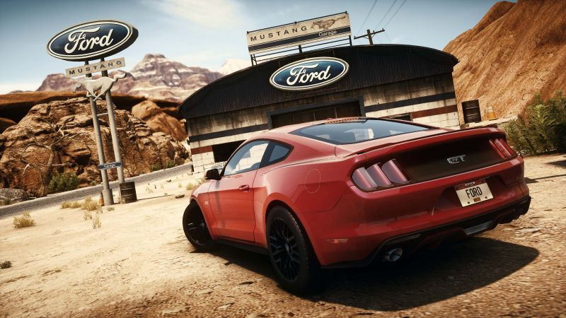 Need for Speed 2015, Best Games 2015, game, racing, Ford, sport car, PC, PS4, Xbox One