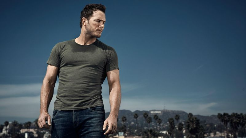 Chris Pratt, Most Popular Celebs, actor (horizontal)